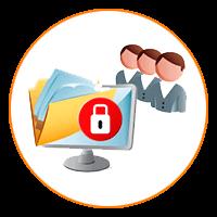 Доступ к папкам и файлам