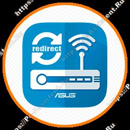 Отключение переадресации на страницу с ошибкой в Asus RT-N12VP при падении WAN подключения.