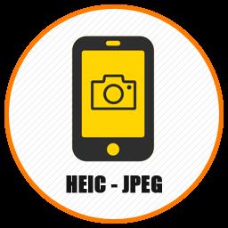 HEIC перевести в JPEG на iPhone