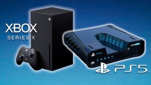 ps5 и xbox series x
