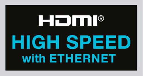 HIGH SPEED HDMI кабель с поддержкой Ethernet