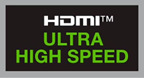 ULTRA HIGH SPEED HDMI кабель с поддержкой Ethernet
